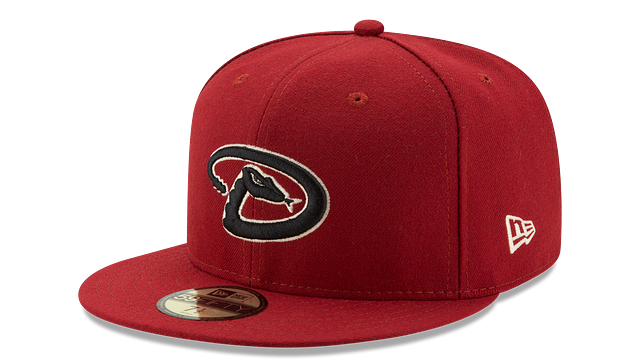 ARIZONA DIAMONDBACKS AUTHENTIC COLLECTION 59FIFTY FITTED
