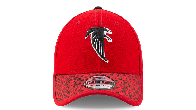 ATLANTA FALCONS OFFICIAL SIDELINE 39THIRTY STRETCH FIT