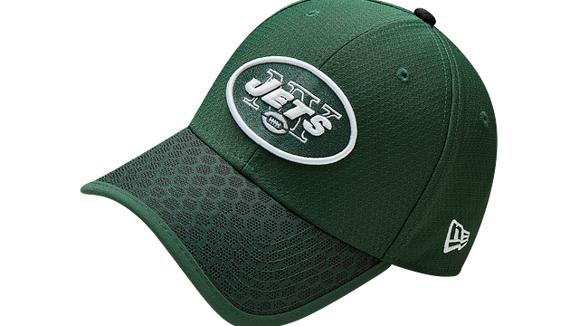 NEW YORK JETS OFFICIAL SIDELINE 39THIRTY STRETCH FIT