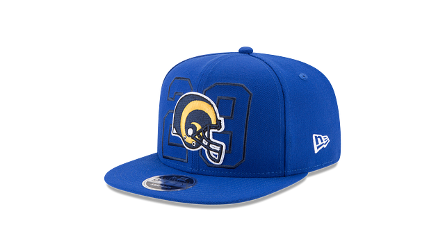 ERIC DICKERSON RAMS NUMBER FADE 9FIFTY SNAPBACK