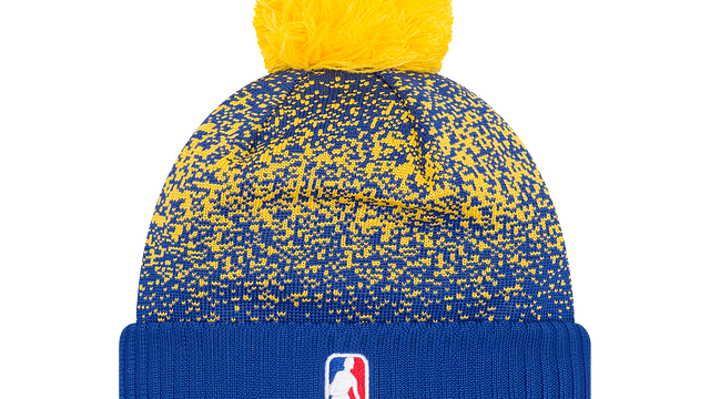 GOLDEN STATE WARRIORS ON COURT KNIT