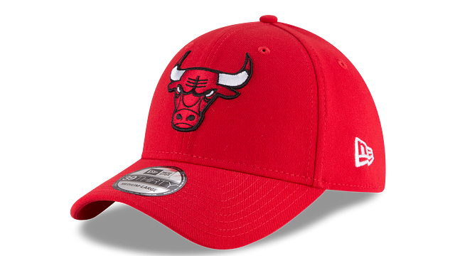 CHICAGO BULLS TEAM CLASSIC 39THIRTY STRETCH FIT
