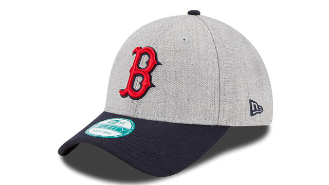BOSTON RED SOX HEATHER 9FORTY ADJUSTABLE