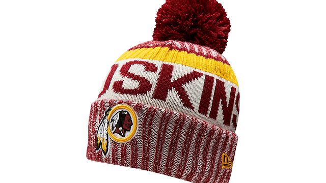WASHINGTON REDSKINS SPORT KNIT