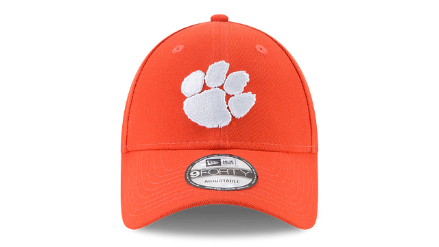 CLEMSON TIGERS THE LEAGUE 9FORTY ADJUSTABLE