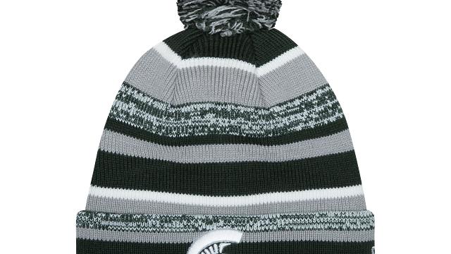 MICHIGAN STATE SPARTANS SPORT KNIT