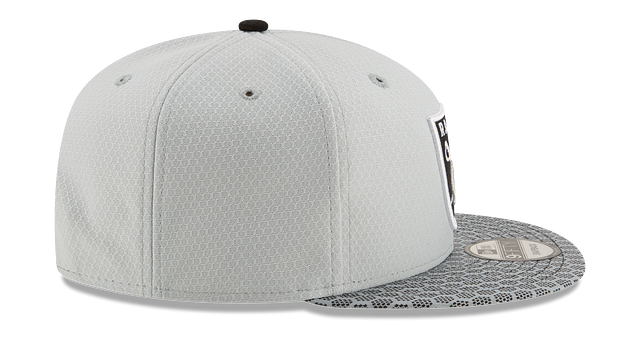 OAKLAND RAIDERS OFFICIAL SIDELINE 9FIFTY SNAPBACK