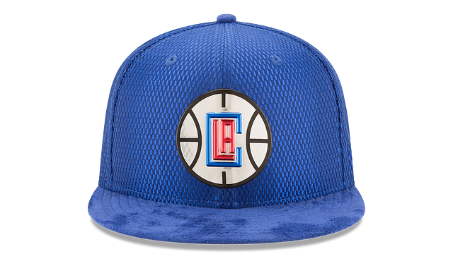 LOS ANGELES CLIPPERS ON COURT 9FIFTY SNAPBACK