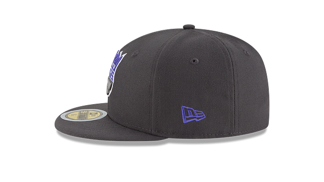 KIDS SACRAMENTO KINGS TEAM COLOR 59FIFTY FITTED