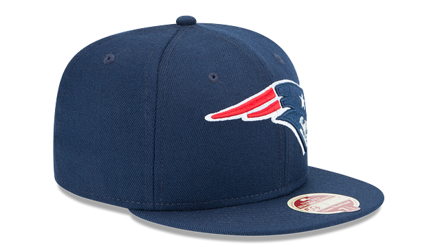 NEW ENGLAND PATRIOTS CLASSIC WOOL 59FIFTY FITTED