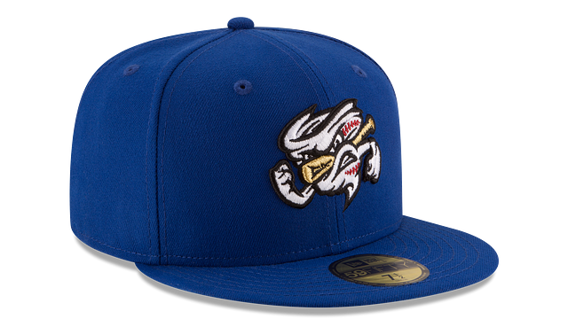 OMAHA STORM CHASERS AUTHENTIC COLLECTION 59FIFTY FITTED