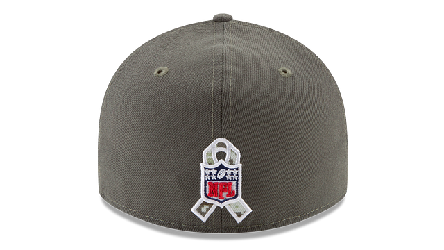 GREEN BAY PACKERS SALUTE TO SERVICE LOW PROFILE 59FIFTY FITTED
