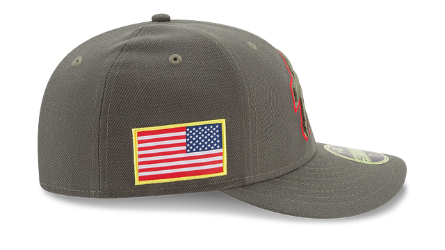 BUFFALO BILLS SALUTE TO SERVICE LOW PROFILE 59FIFTY FITTED