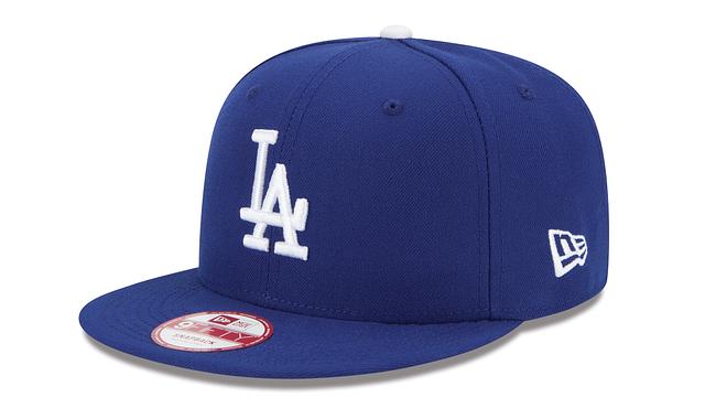LOS ANGELES DODGERS MLB BAYCIK 9FIFTY SNAPBACK