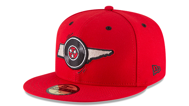 NASHVILLE SOUNDS AUTHENTIC COLLECTION 59FIFTY FITTED