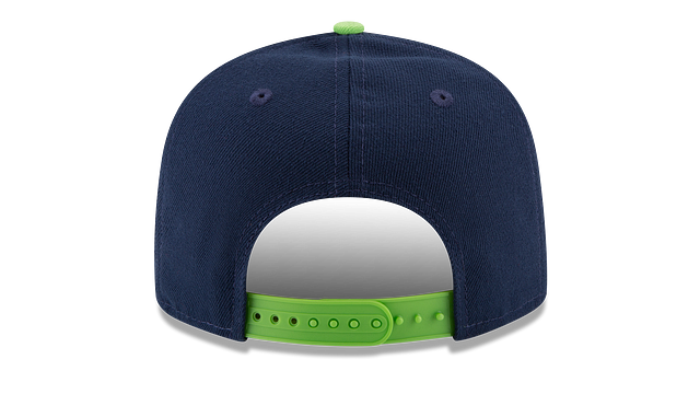 SEATTLE SEAHAWKS TEAM PATCHER 9FIFTY SNAPBACK