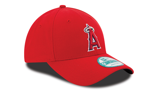 LOS ANGELES ANGELS THE LEAGUE 9FORTY ADJUSTABLE