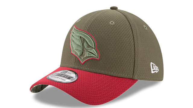 ARIZONA CARDINALS SALUTE TO SERVICE 39THIRTY STRETCH FIT