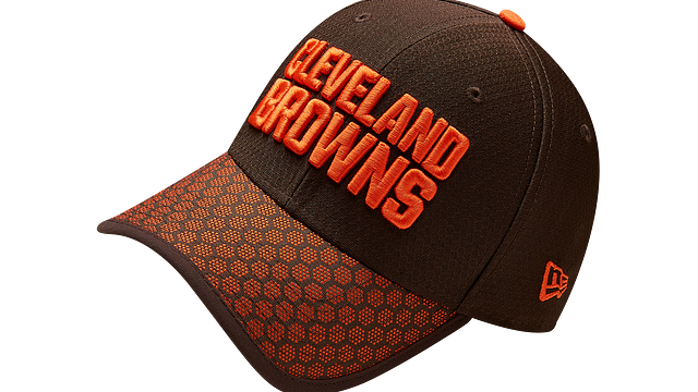 CLEVELAND BROWNS OFFICIAL SIDELINE 39THIRTY STRETCH FIT