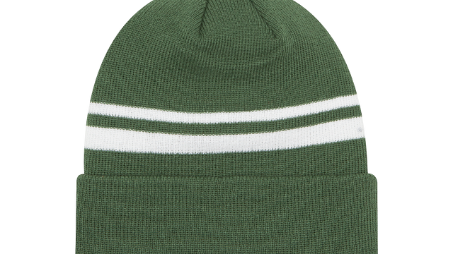 NEW YORK JETS CUFF KNIT