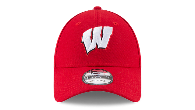 WISCONSIN BADGERS THE LEAGUE 9FORTY ADJUSTABLE