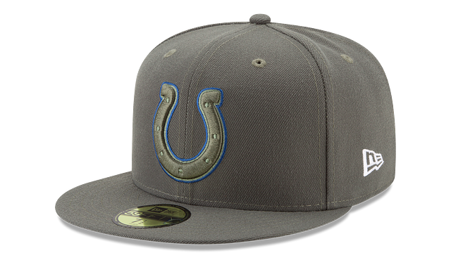 INDIANAPOLIS COLTS SALUTE TO SERVICE 59FIFTY FITTED