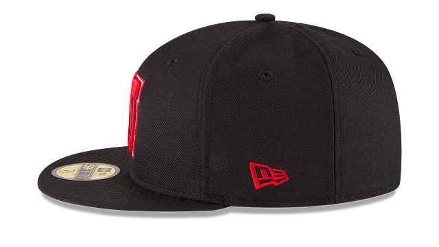 NEBRASKA CORNHUSKERS BASIC 59FIFTY FITTED