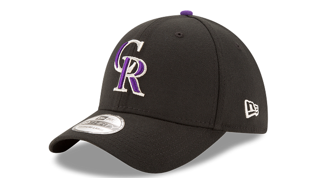 COLORADO ROCKIES TEAM CLASSIC 39THIRTY STRETCH FIT