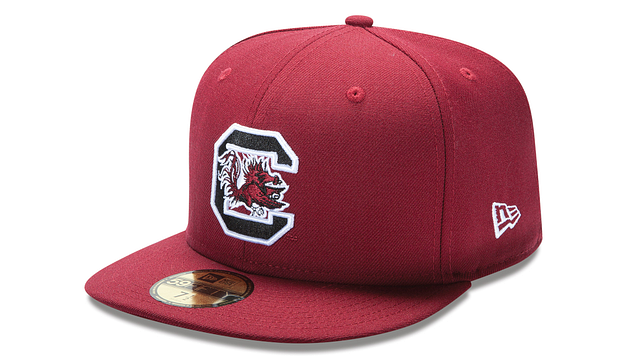 SOUTH CAROLINA GAMECOCKS BASIC 59FIFTY FITTED