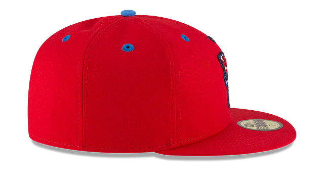 JACKSONVILLE JUMBO SHRIMP AUTHENTIC COLLECTION 59FIFTY FITTED