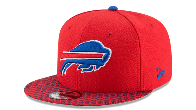 BUFFALO BILLS OFFICIAL SIDELINE 9FIFTY SNAPBACK