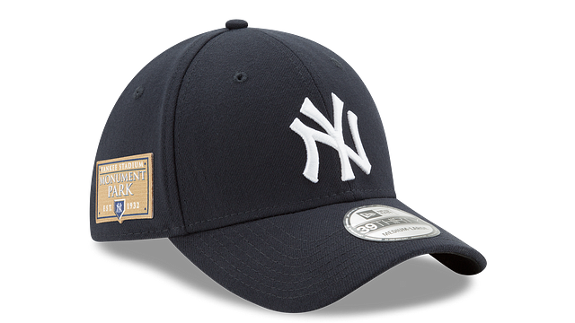 NEW YORK YANKEES MONUMENT PARK 39THIRTY STRETCH FIT