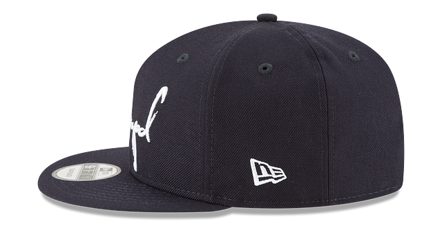 STAMPD 9FIFTY SNAP Left side view