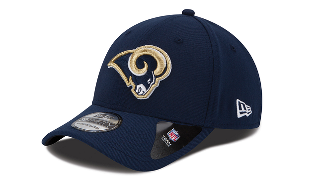 LOS ANGELES RAMS TEAM CLASSIC 39THIRTY STRETCH FIT