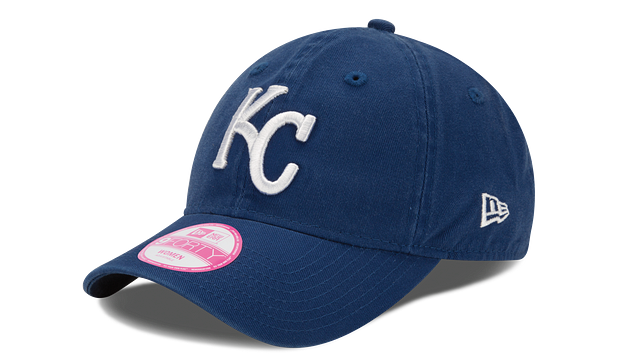 WOMENS KANSAS CITY ROYALS ESSENTIAL 9TWENTY ADJUSTABLE