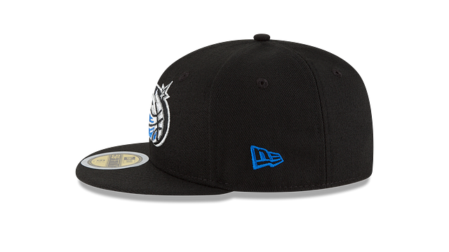 KIDS ORLANDO MAGIC TEAM COLOR 59FIFTY FITTED