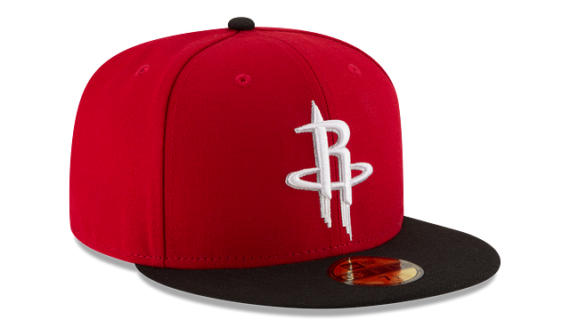 HOUSTON ROCKETS 2TONE 59FIFTY FITTED