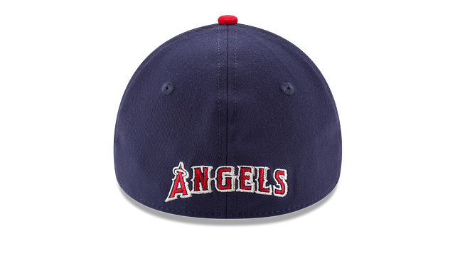 CALIFORNIA ANGELS TEAM CLASSIC 39THIRTY STRETCH FIT