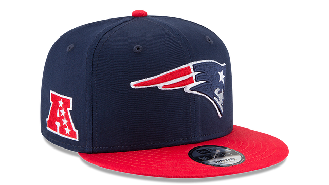 NEW ENGLAND PATRIOTS NFL BAYCIK 9FIFTY SNAPBACK