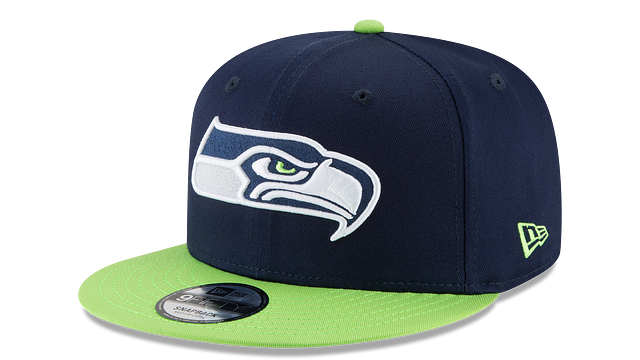 SEATTLE SEAHAWKS NFL BAYCIK 9FIFTY SNAPBACK