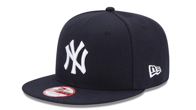 NEW YORK YANKEES MLB BAYCIK 9FIFTY SNAPBACK