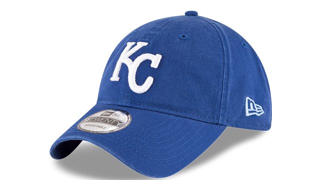 KANSAS CITY ROYALS CORE CLASSIC 9TWENTY ADJUSTABLE