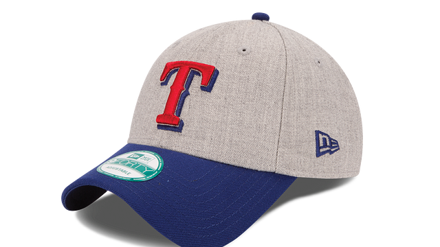 TEXAS RANGERS HEATHER 9FORTY ADJUSTABLE