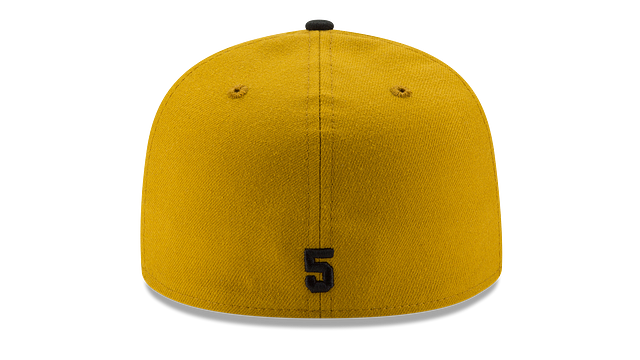 FEAR OF GOD VINTAGE 59FIFTY FITTED Rear view