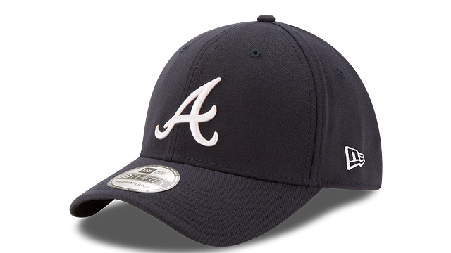 ATLANTA BRAVES TEAM CLASSIC 39THIRTY STRETCH FIT