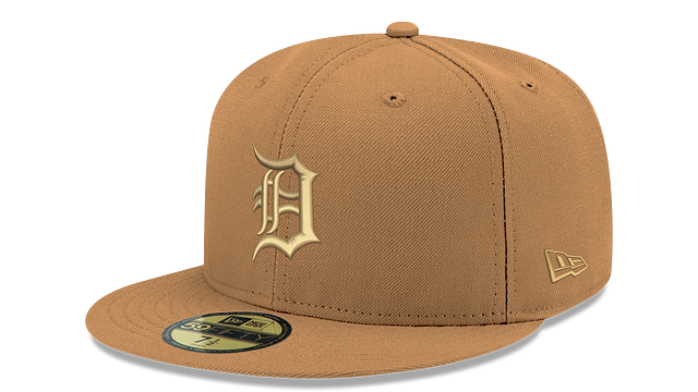 DETROIT TIGERS TONAL 59FIFTY FITTED