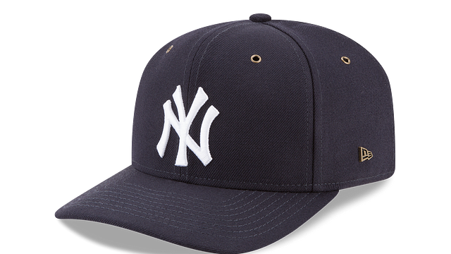 NEW YORK YANKEES CLASSIC STRAP 9FIFTY SNAPBACK