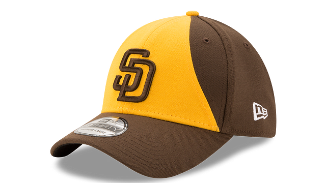 SAN DIEGO PADRES TEAM CLASSIC 39THIRTY STRETCH FIT