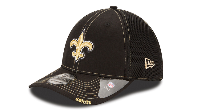 NEW ORLEANS SAINTS NEO 39THIRTY STRETCH FIT
