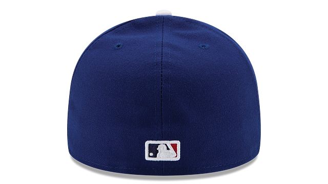 KIDS LOS ANGELES DODGERS AUTHENTIC COLLECTION 59FIFTY FITTED